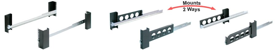 IBM x335 Rail Kit
