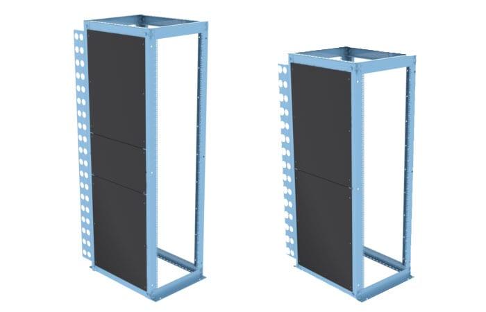 Open Frame Network Server Racks
