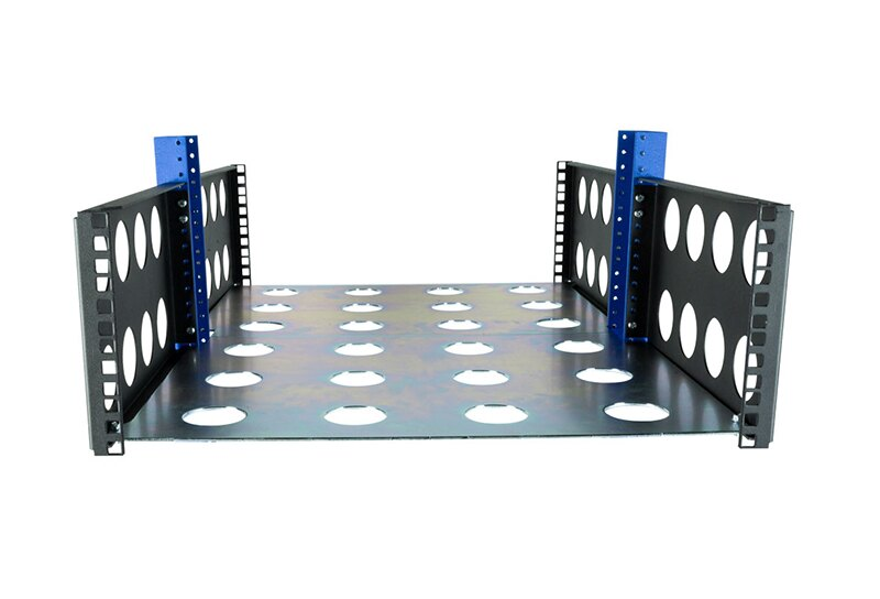Relay Rack Shelf-Heavy Duty Shelf and Brackets