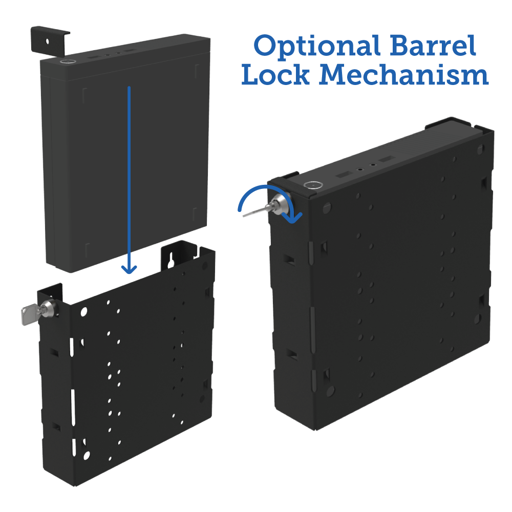 Optional Lock Upgrade